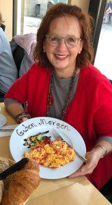 Guten Morgen am Frühstückstisch Daniela Weh Gesundheitsberatung