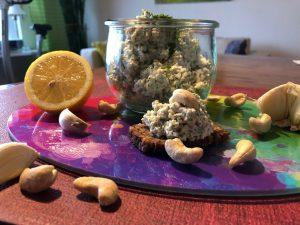 Veganer Cashew-Aufstrich Daniela Weh Gesundheitsberatung